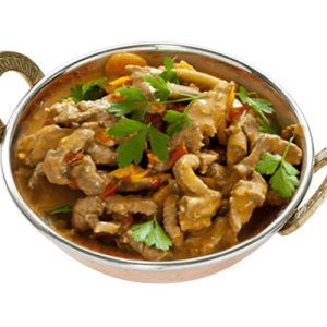 BOEUF CURRY (doux)